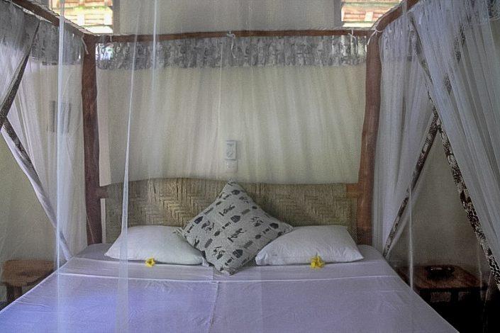 1.Schlafzimmer - Villa Kuishi - Diani Beach - Kenia - Ihr exklusives Ferienhaus unter der Sonne Ostafrikas