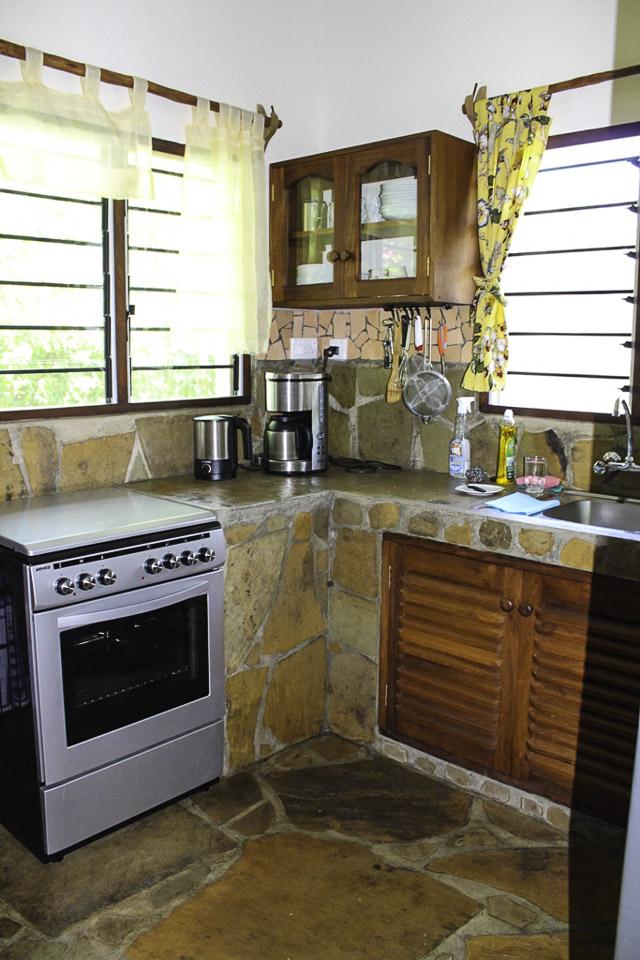 Villa Kenia-Küche - VILLA KENIA