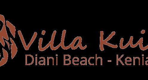 Logo - Villa-Kuishi - Diani Beach - Kenia - Ihr exklusives Ferienhaus unter der Sonne Ostafrikas